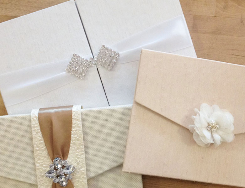 New Silk Boxes