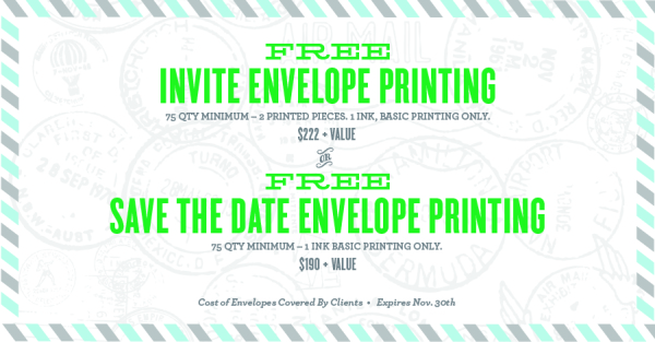 Spark Fall Printing Promotion