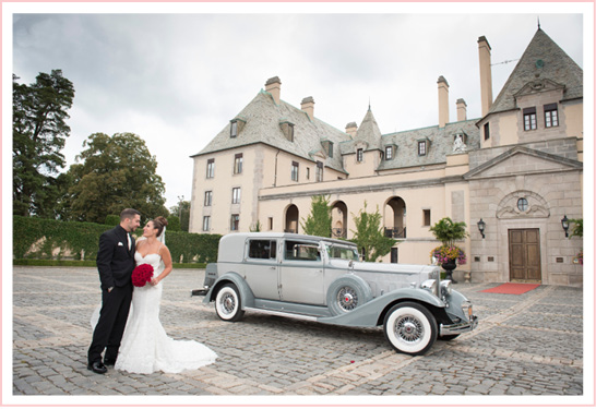 Oheka Castle is in the Spotlight | Carrissa and Angelo | Photo credit: Sheri from Brett Matthew's Photography