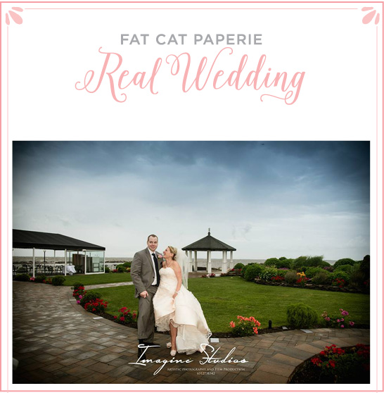 Real Wedding: Catie and Ryan