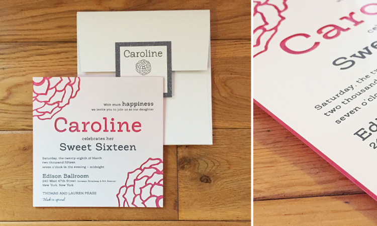 2015 Favorites: Part 1, Caroline's Sweet 16