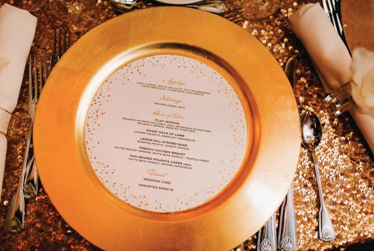 Real Wedding | Reception Details