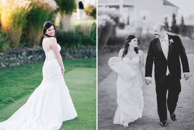 Steph and Ike Wedding, first look