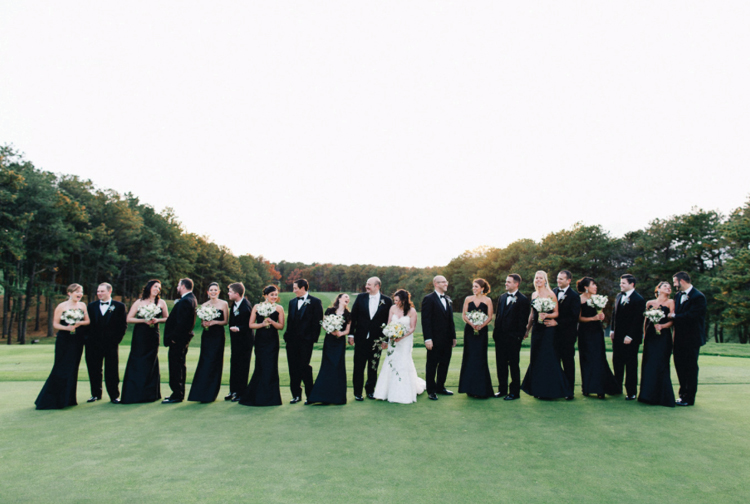 Steph and Ike | Wedding Party
