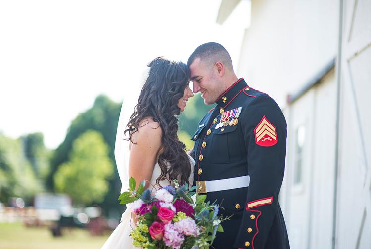 Deanna and Jason | Barn Wedding