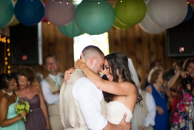Deanna and Jason | First Dance