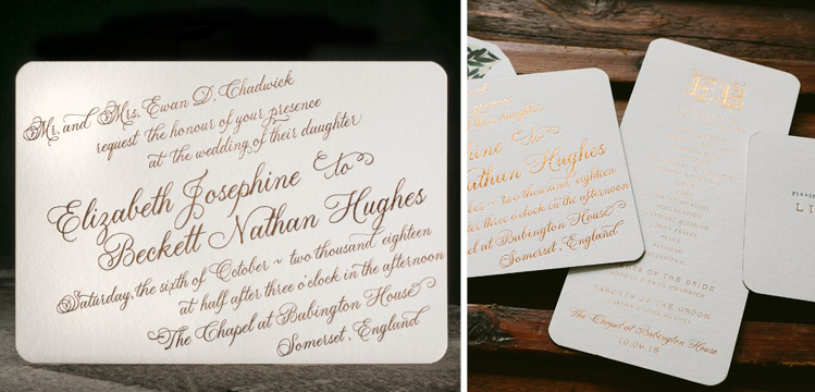 Copper Calligraphy Inspired Fonts