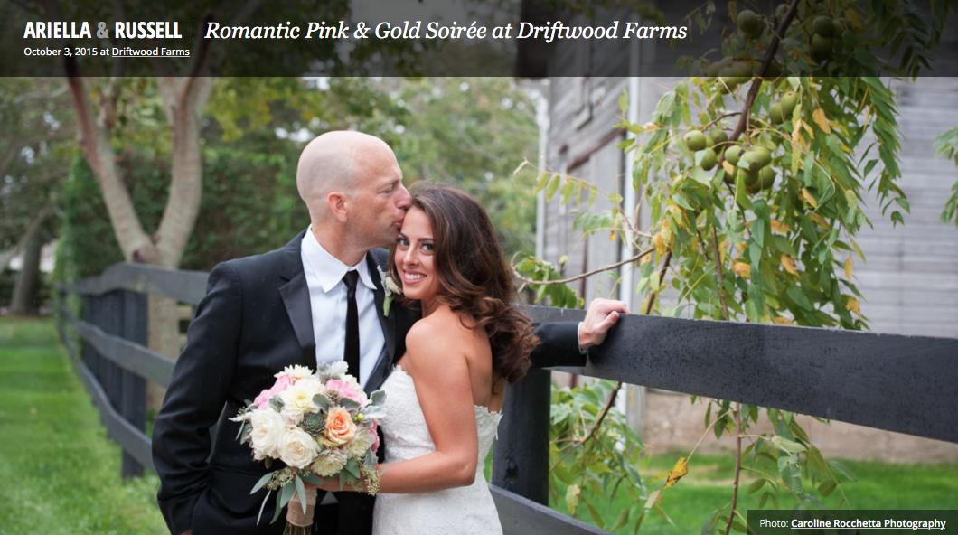 Ariella+Russell, Borrowed&Blue, North Fork Wedding, Driftwood Farms